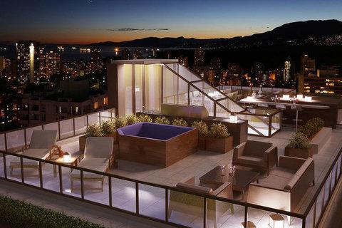 温哥华最新豪华公寓带来国际级视觉盛宴