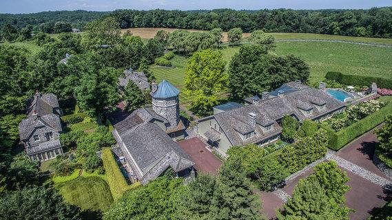 每日豪宅 | 传承历史的费城近郊百年私人庄园