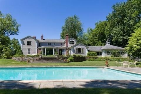 每日豪宅 | 曾为玛丽莲·梦露举行婚礼的纽约州乡村别墅