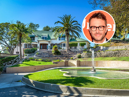 CEO and Comedian Chris Hardwick Buys Los Angeles Estate for $5.25M