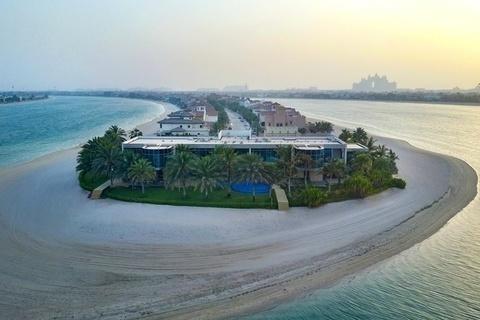 每日豪宅 | 内设私家夜店的迪拜皇室海滨大宅