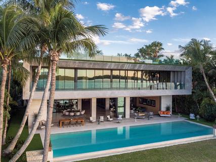 每日豪宅 | 与海豚为伴的佛罗里达州现代滨水住宅