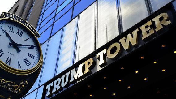 特朗普曼哈顿公寓楼下单元标价2450万美元出售