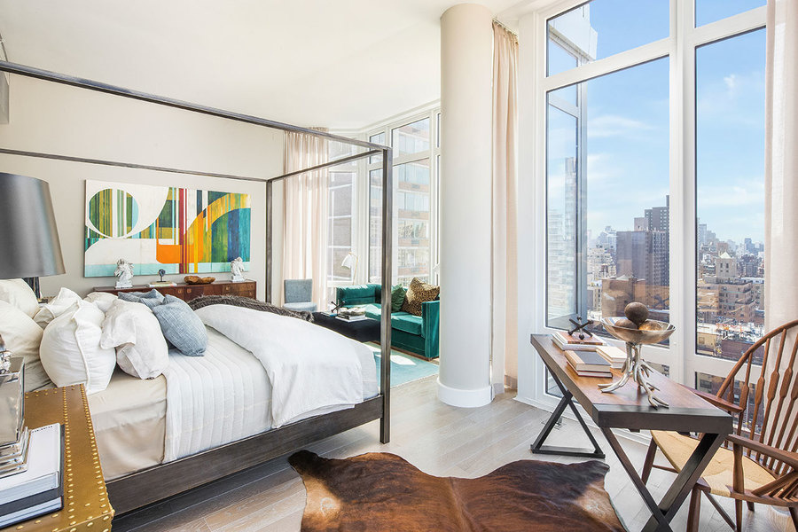 The Charles项目本次推出的两套单元均内设四间卧室。