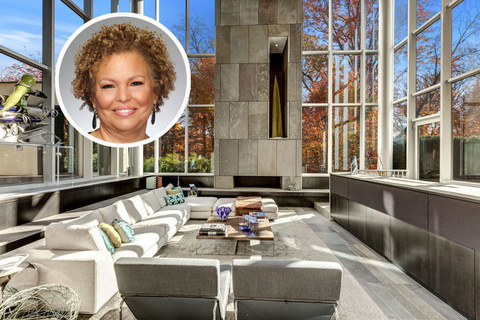 BET's Debra Lee Cuts Price on D.C. Mansion—Again