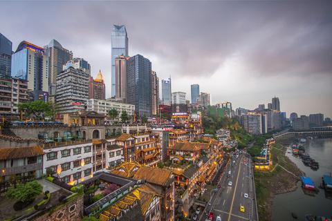 2017年中国城市高端物业价格涨幅领跑全球