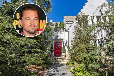 莱昂纳多·迪卡普里奥斥资490万美元再添洛杉矶豪宅