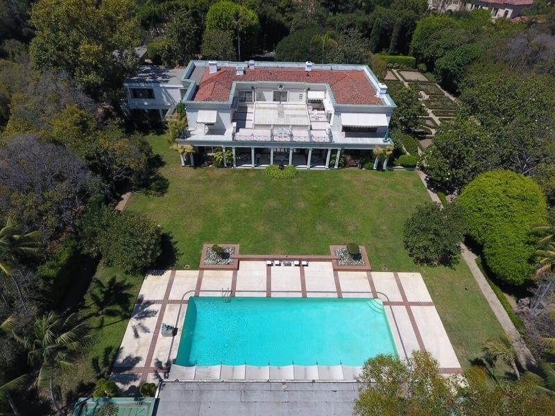 La nueva casa de Tom Ford en Hollywood Hills.