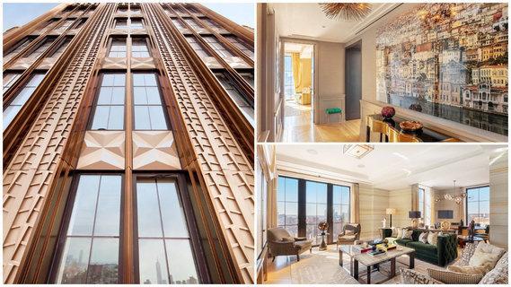 每日豪宅 | 精美雅致的曼哈顿战前建筑大户型公寓