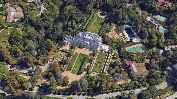 全美最贵豪宅售价骤降至2.45亿美元