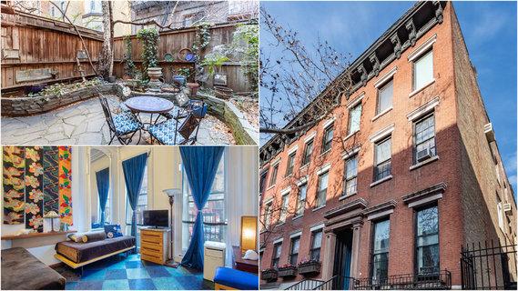 艺术大师安迪·沃霍尔曾居住的曼哈顿联排别墅标价500万美元待售