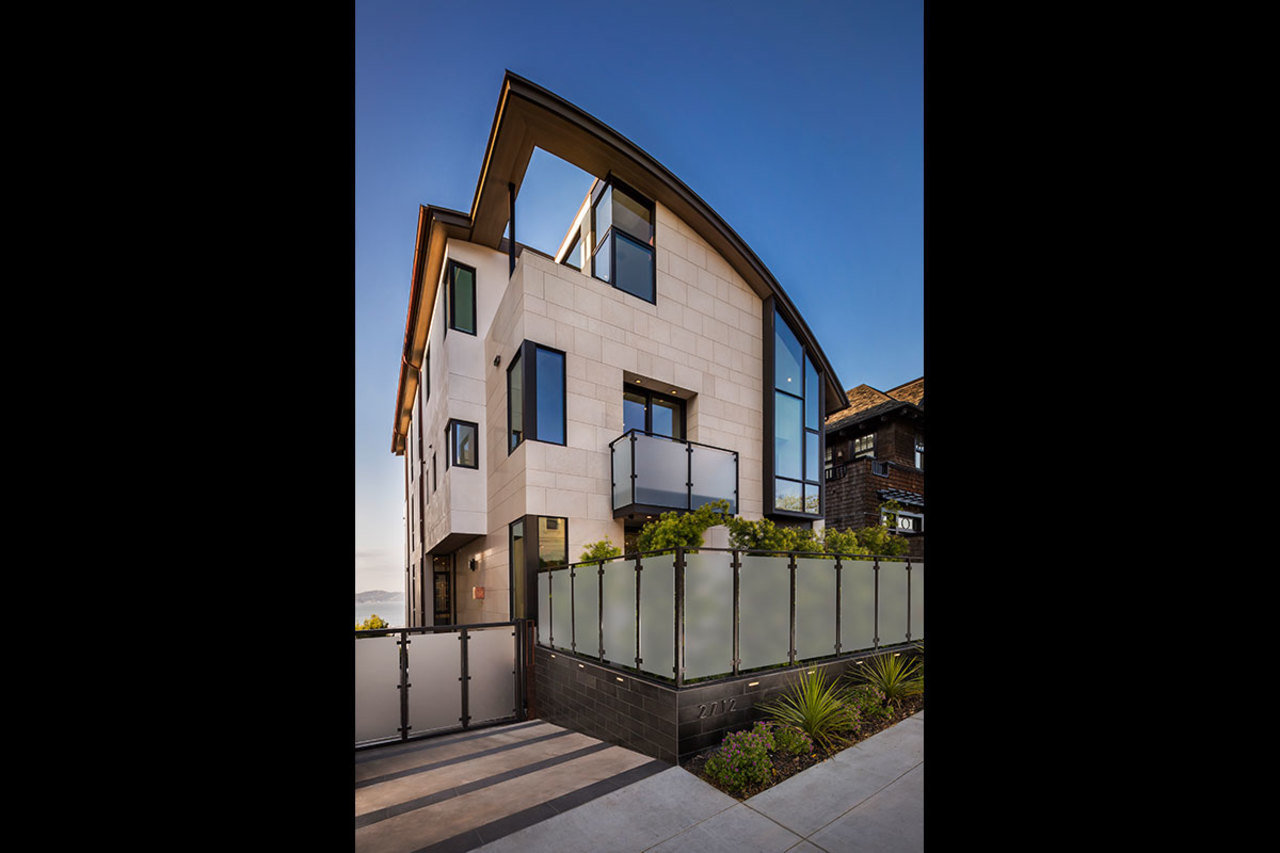 This $40 million property in San Francisco's Pacific Heights is applying for LEED Platium certificati