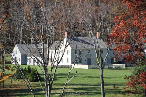 每日豪宅 | 摇滚巨星打造的纽约州北部农场庄园