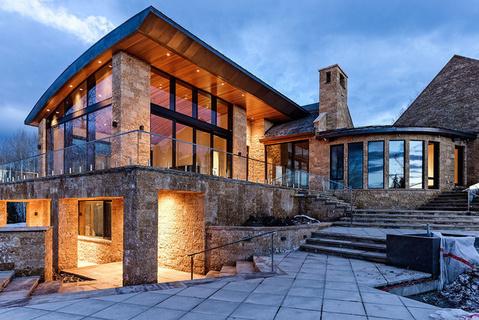 每日豪宅|饱览山间美景的科罗拉多州新建马术庄园