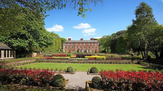 每日豪宅   威廉三世下榻的威尔士乡村庄园宅邸