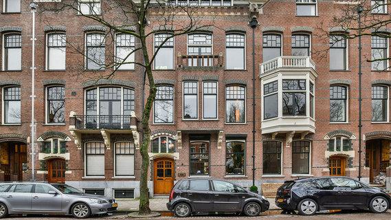 每日豪宅 | 毗邻博物馆的荷兰首都经典联排别墅